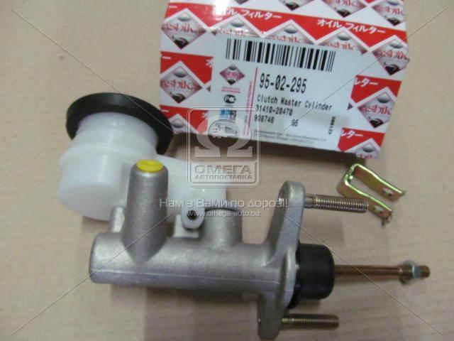 Главный цилиндр, система сцепления (производитель ASHIKA) 95-02-295