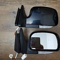 Комплект боковых зеркал Ваз 2104, 2105, 2107 Л 5 УГО с электроприводом, обогревом и повторителем поворота