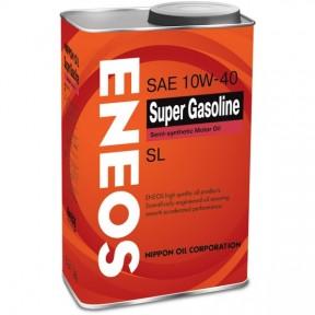 Моторное масло ENEOS SL 10W-40 п/с , 0.94л.
