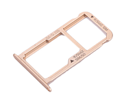 Лоток для сим карты и карты памяти для Huawei Mate 9 Pro, золотистый