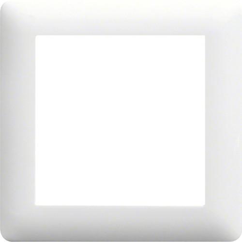 Рамка 4-кратная LUMINA2 Hager белая WL5140