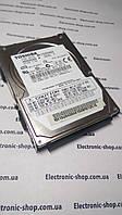 Винчестер Toshiba 100gb hdd  оригинал б.у