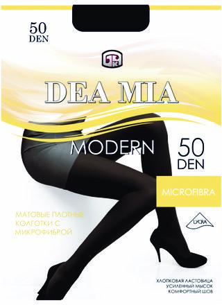 Женские колготки Modern 50 Dea Mia