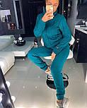 Женский вязаный костюм: свитер и штаны (4 цвета), фото 6