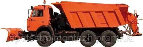 Машина дорожная комбинированная МДКЗ-22