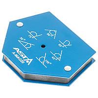 Магнитная струбцина для сварки, 50 кг ASTA A-MAG50