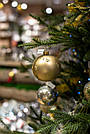 Ель Исскуственная SHERWOOD X-MAS TREE SLIM TIPS 2224 - GREEN 387699-EDL MICA H260XD132CM, фото 2