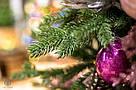 Ель Исскуственная SHERWOOD X-MAS TREE SLIM TIPS 2224 - GREEN 387699-EDL MICA H260XD132CM, фото 5