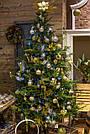 Ель Исскуственная SHERWOOD X-MAS TREE SLIM TIPS 2224 - GREEN 387699-EDL MICA H260XD132CM, фото 3