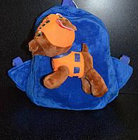 Детский рюкзак с игрушкой Щенячий патруль - Зума BWDP005