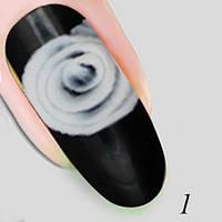 Гель для объемной лепки XD Plastiline №01 Nika Nagel,  5 г