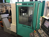 Вертикальный фрезерный обрабатывающий центр с ЧПУ DECKEL MAHO DMC 63 V