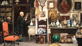 Экспертиза (атрибуция) антиквариата и живописи