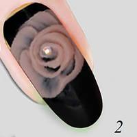 Гель для объемной лепки XD Plastiline №02 Nika Nagel,  5 г, фото 1