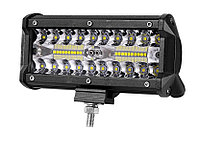 Фара LED , 36W ,5000K , 10-30 В , планка , балка , дополнительный свет , рабочее свет , противотуманки