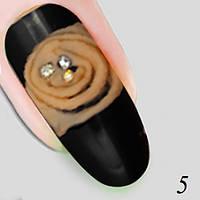 Гель для объемной лепки XD Plastiline №05 Nika Nagel,  5 г, фото 1