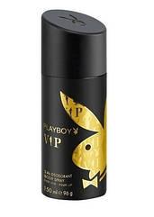 Дезодорант парфумований чоловічий Playboy VIP 150мл.