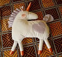 Игрушка - подушка Единорог Лейна для малышей из Волшебного Королевства Маленького Единорога / ns - 05