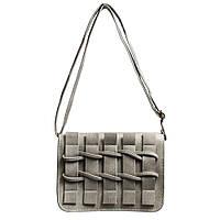 Женская сумочка Серая (AL7249)