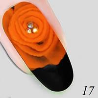 Гель для объемной лепки XD Plastiline №17 Nika Nagel,  5 г, фото 1