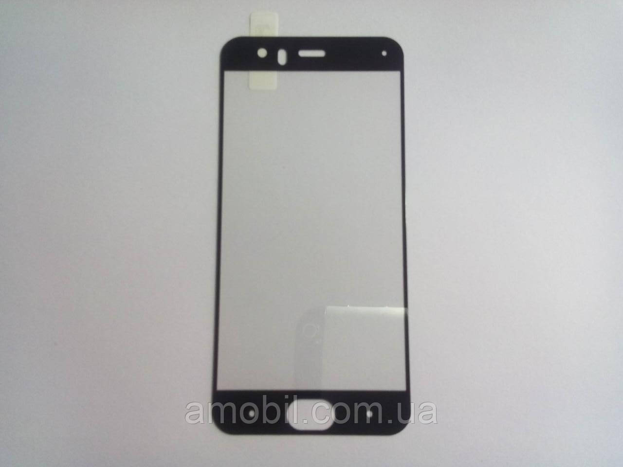 Захисне скло Xiaomi Mi-6 (black)