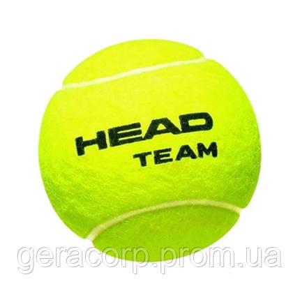 Мячи теннисные Head Team 3B, фото 2
