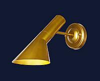 Бра лофт золотого цвета 756PR66009-1 GD