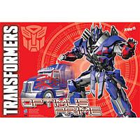 Подложка настольная А3 Kite Transformers TF15-207K
