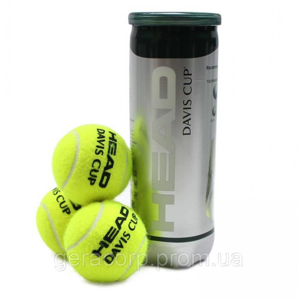 Мячи теннисные Head Davis cup 3B