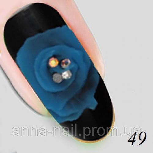 Гель для объемной лепки XD Plastiline №49 Nika Nagel,  5 г