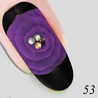 Гель для объемной лепки XD Plastiline №53 Nika Nagel,  5 г, фото 1