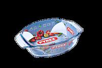 Форма с/к PYREX Irresistible форма стек.овал. 30х21х7см (2,0л) (410B000), фото 1
