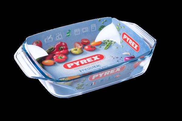 Форма с/к PYREX Irresistible форма стек.прямоуг. 35х23х6см (2,9л) (408B000)
