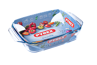Форма с/к PYREX Irresistible форма стек.прямоуг. 35х23х6см (2,9л) (408B000), фото 1