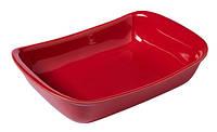 Форма с/к PYREX Supreme red форма керам прямоуг.30х20см (SU30RR5), фото 1
