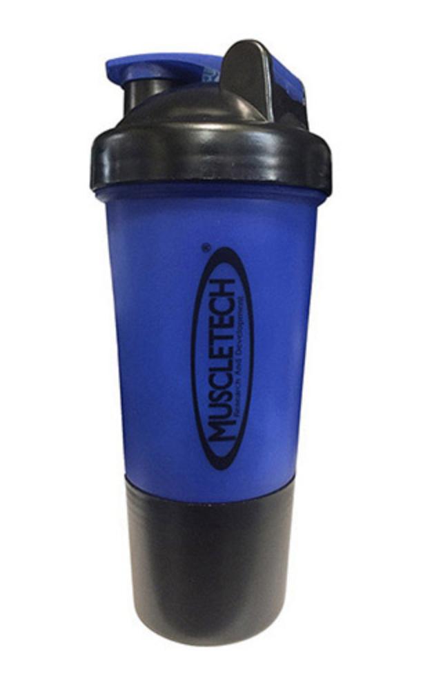 Шейкер MuscleTech Premium Shaker 500 ml blue