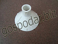 Запасные части  сепаратора Мотор-Сич  (Лейка сливкоразделитель под регулировочный  жиклер)