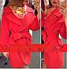 Стильное пальто кашемир, фото 2