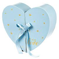 """Коробка """"Влюбленность"""" (blue) 018YA-bl"""