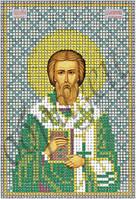 Схема для вышивки бисером Св.Мч.Епископ Валентин Интерамский КМИ 5161