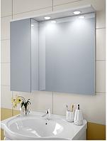 Шкаф зеркальный Garnitur.plus в ванную с LED подсветкой 16S (DP-V-200115)