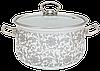 Pot.En. INFINITY 1330 /Кастрюля /люкс/cт.кр/16 см / 2.1 л /Вензель (6367436)