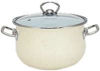 Кастрюля INFINITY SCE P150B /Кастрюля /люкс/cт.кр/20 см / 3.7 л /Cream