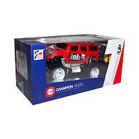 """Машинка на радиоуправлении """"Hummer"""" (красная) 7M-910"""