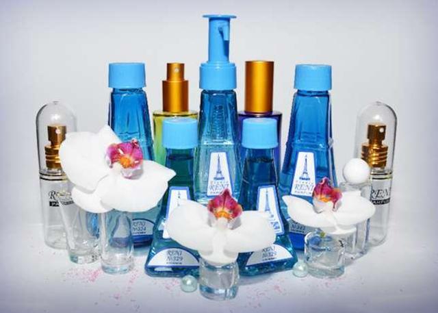 отличие наливной и обычной парфюмерии