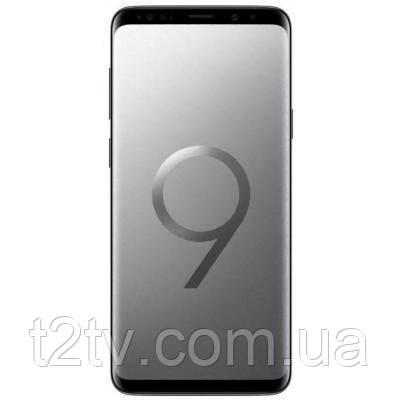 Мобильный телефон Samsung SM-G965F/64 (Galaxy S9 Plus) Gray (SM-G965FZADSEK)