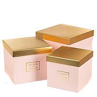 "Набор коробок ""Классика"" (pink) 016YA-pk"