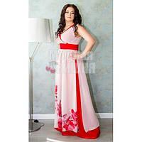 47b06c1bbce Эксклюзивные женские платья больших размеров в Украине. Сравнить ...