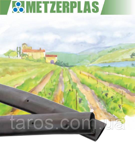 Крапельна стрічка LIN Metzerplas 16мм, 8 мли, крок 33 см, 1,2 л/годину