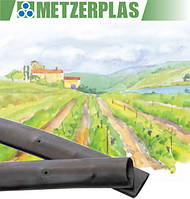 Крапельна стрічка LIN Metzerplas 16мм, 8 мли, крок 33 см, 1,2 л/годину, фото 1
